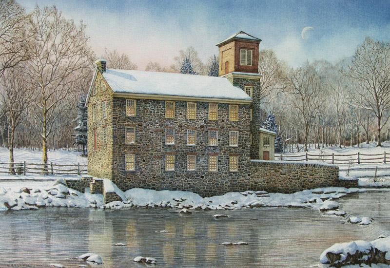 Breck's Mill Santoleri