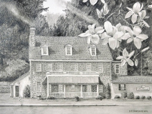 Open Edition Prints of Providence Pencil drawing by Santoleri