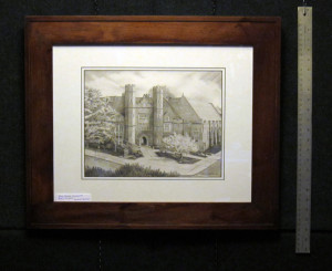 West Chester Original Framed Santoleri