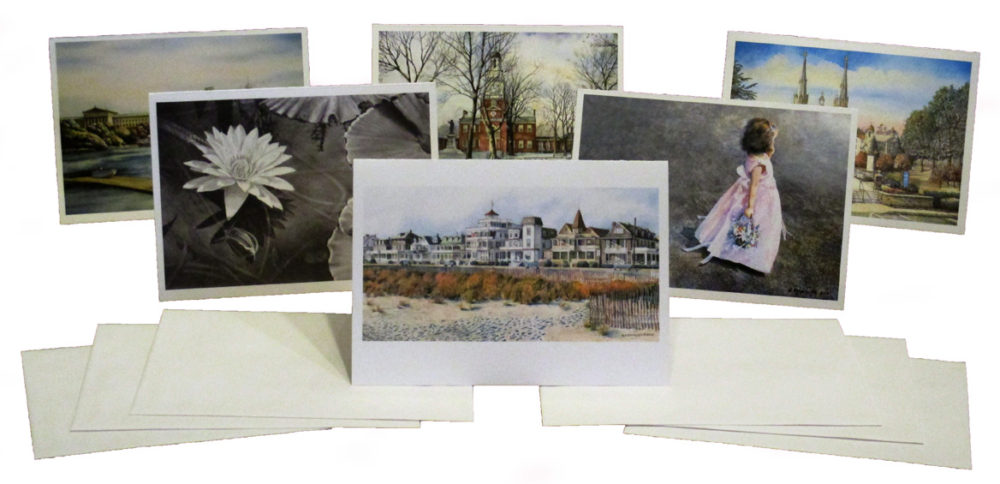 Note Card assortment 01