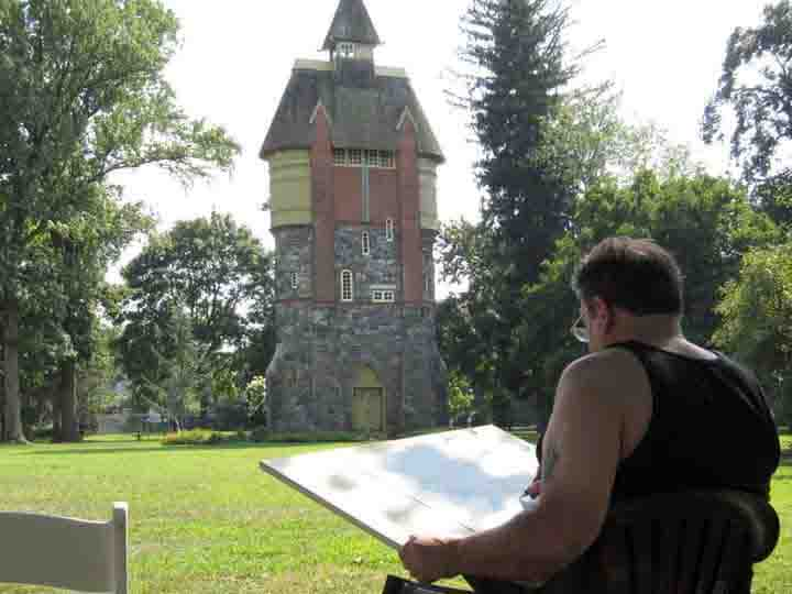 Painting Plein Air Max Compressed